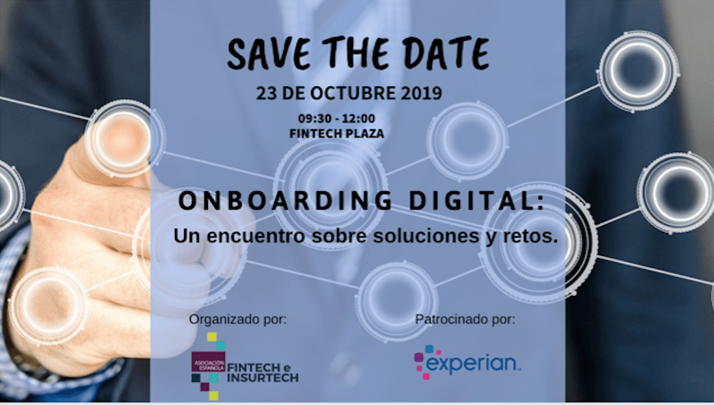 Save the date onboarding