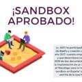 Aprobación del Sandbox y siguientes pasos. Banner