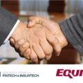 Imagen.-La Asociación Española de Fintech e Insurtech (AEFI) y Equifax renuevan su acuerdo de colaboración